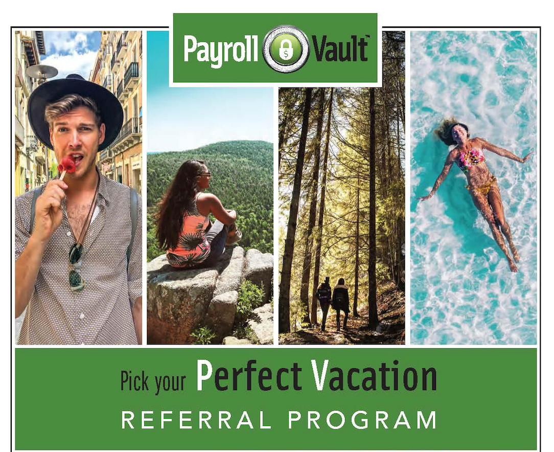 Pick Your Perfect Vacation Referral Program